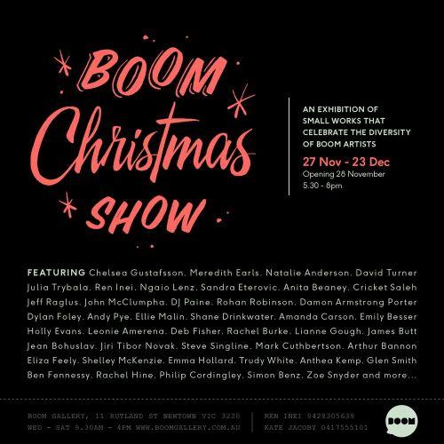 Boom Xmas show 2014